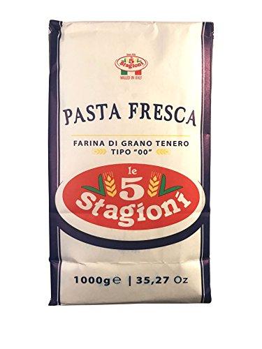 Pasta Fresca Italian Soft Wheat Flour Type 00 | 00 Flour ...