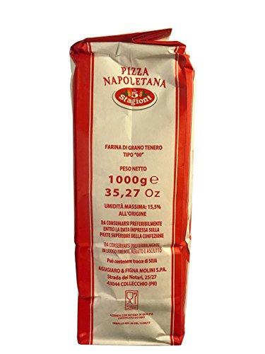 Pizza Napoletana Italian Soft Wheat Flour Type 00 | 00 ...