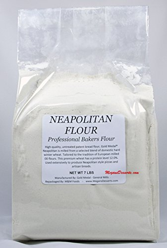 Gold Medal Neapolitan Pizza Flour Untreated – 7 lbs REPACK