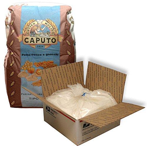 Antimo Caputo 00 Pasta & Gnocchi Flour – 5 Lb Repack
