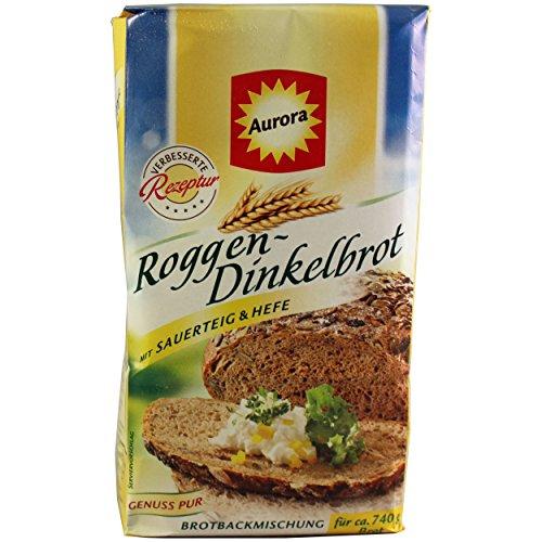 Aurora Roggen Dinkelbrot 500g Traditonal German Bread Mix