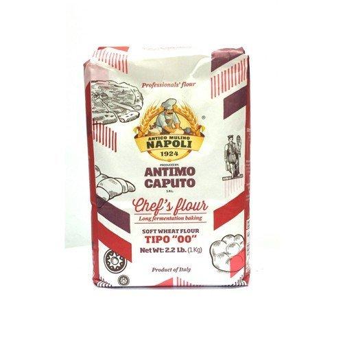 Antimo Caputo Chef's Flour, 2.2 Pound (Pack of 10)