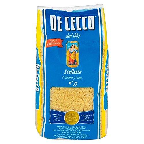 De Cecco Stellette, Soup Pasta, 500g